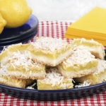 Coconut-Lemon Bars | Recipes | Dr. Weil's Healthy Kitchen