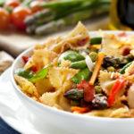 Cold Vegetable Pasta Primavera   Recipes   Dr. Weil's Healthy Kitchen