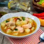 Curried Salmon Soup | Recipes | Dr. Weil's Healthy Kitchen