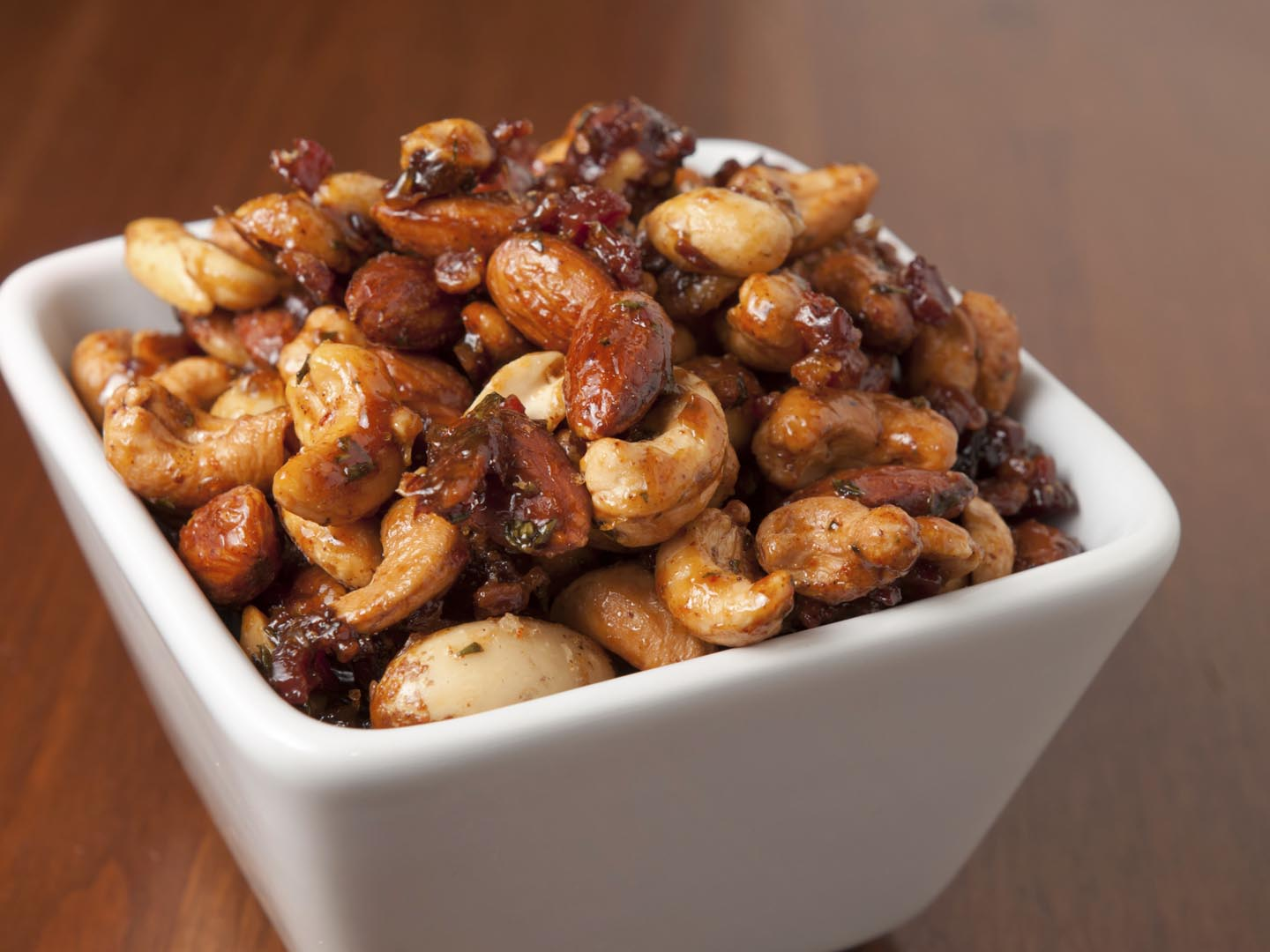 Curried Spiced Mixed Nuts - Dr. Weil's Healthy Kitchen
