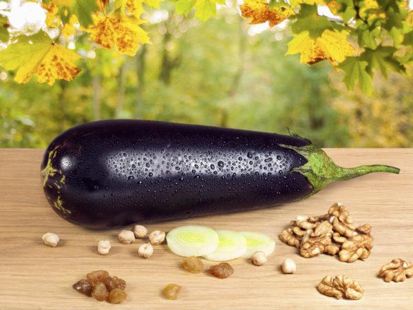 Eggplant-Walnut Pate | Recipe | Dr. Weil's Healthy Kitchen