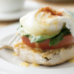 Eggs Florentine With Orange & Dill Sauce | Recipes | Dr. Weil's Healthy Kitchen