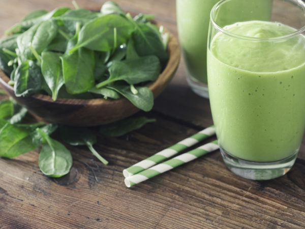 Energizing Green Tonic | Recipes | Dr. Weil's Healthy Kitchen