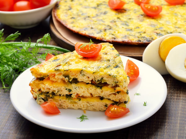 Frittata An Italian Omletet | Recipes | Dr. Weil's Healthy Kitchen