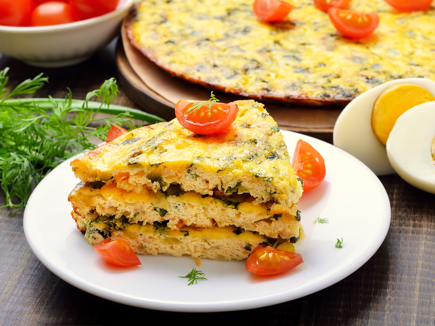 diet-nutrition_recipes_frittata-with-leeks-tomatoes_3601x2384 ...