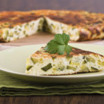 Frittata With Leeks, Swiss Chard, Tomatoes | Dr. Weil&#039&#x3B;s Healthy Kitchen