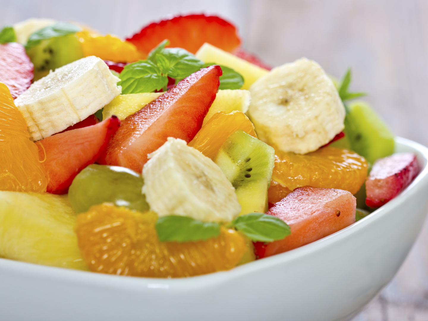 healthy fruit slice healthy fruits salad recipes