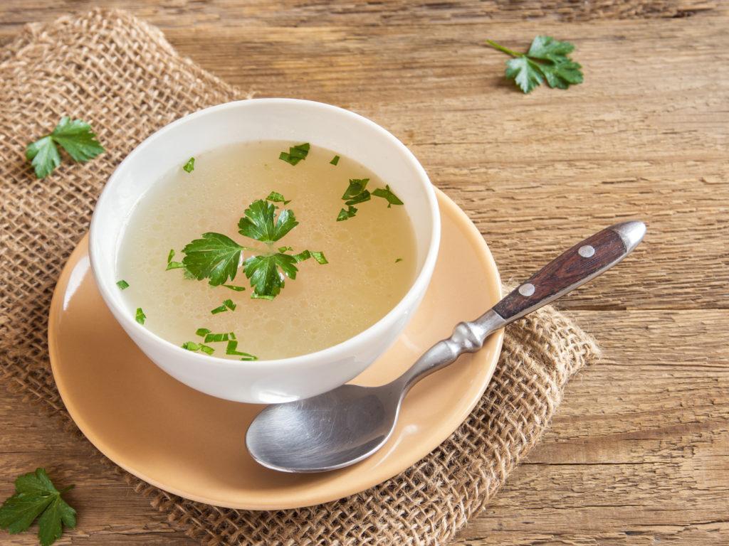 Garlic Broth Dr Weil S Healthy Kitchen