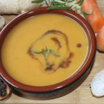 Ginger-Carrot Soup | Recipes | Dr. Weil's Healthy Kitchen