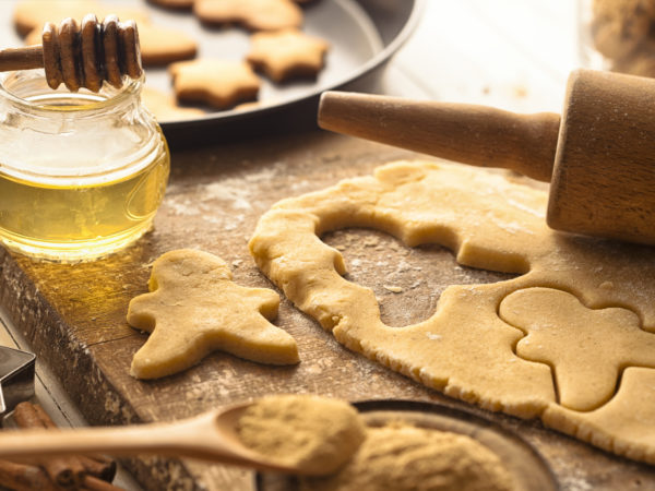 Ginger Cookies | Recipes | Dr. Weil's Healthy Kitchen