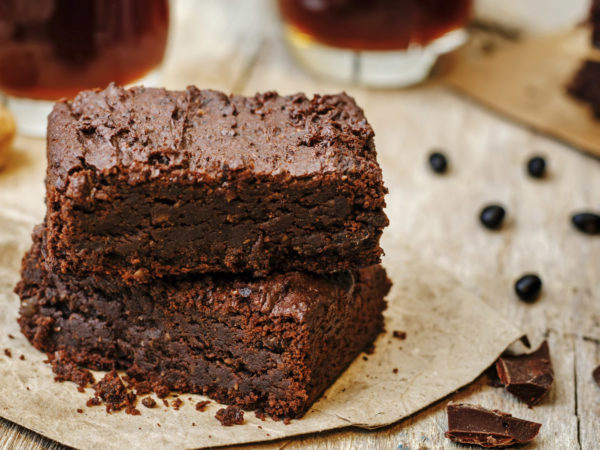 Vegan Brownies | Recipes | Dr. Weil's Healthy Kitchen