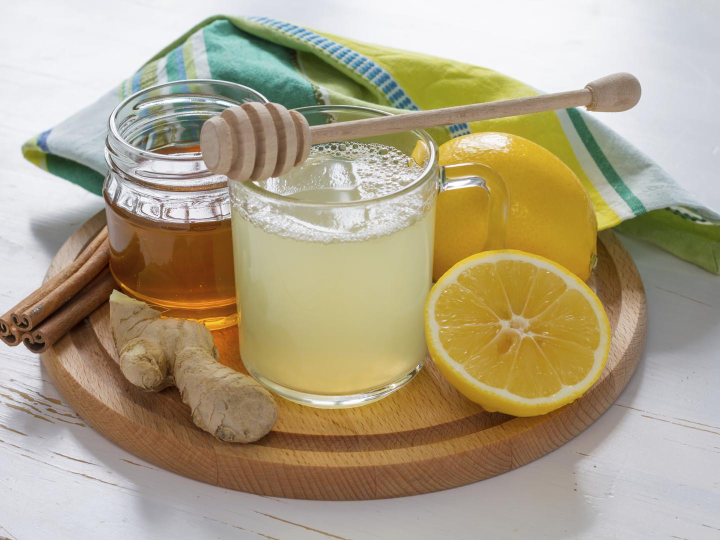 Honey Ginger Lemonade Recipes Dr Weil S Healthy Kitchen