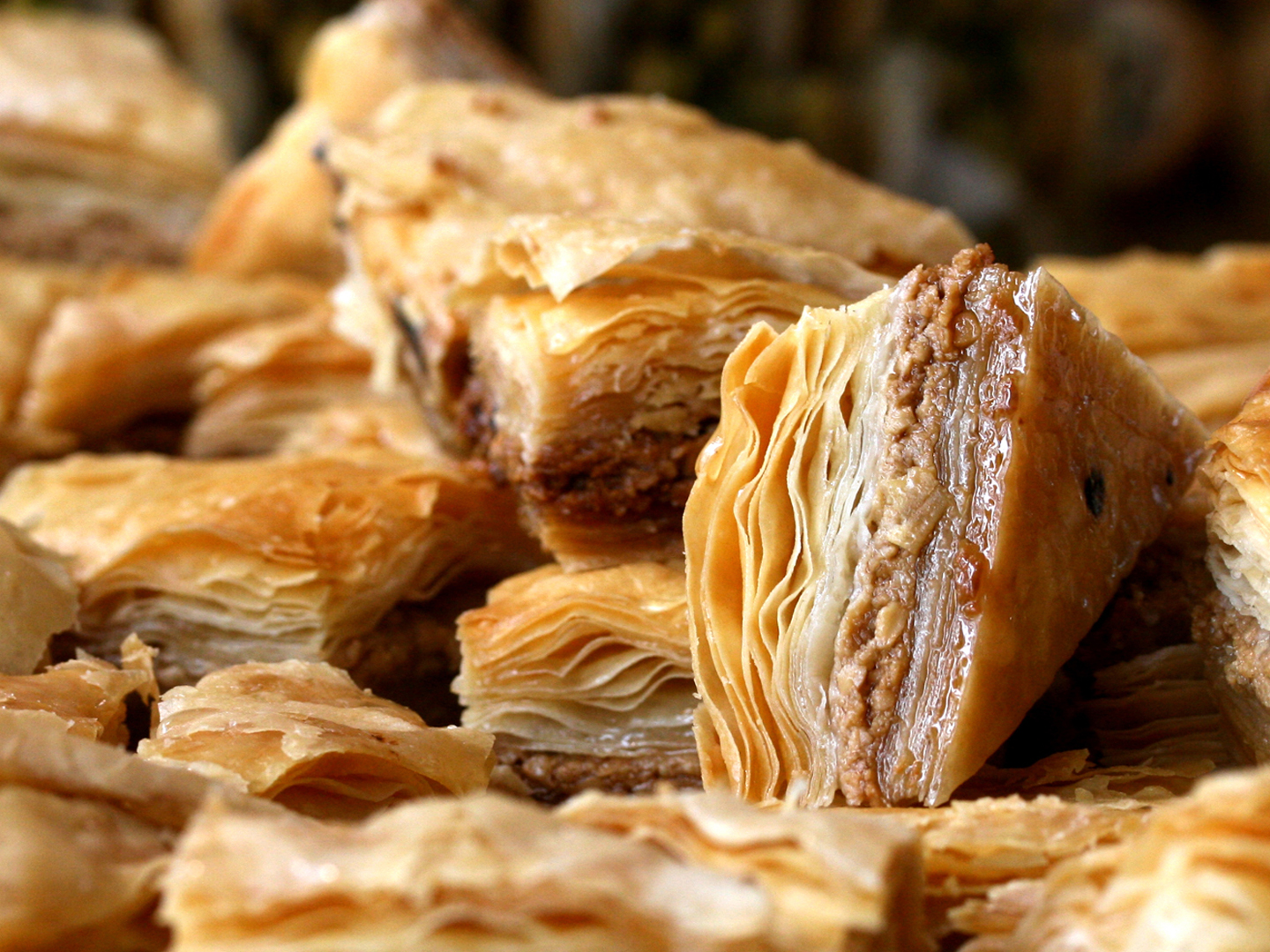Ancient Greek Food Recipes Baklava