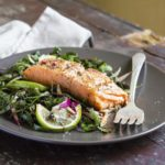 Hot & Sour Salmon With Greens | Recipes | Dr. Weil's Healthy Kitchen