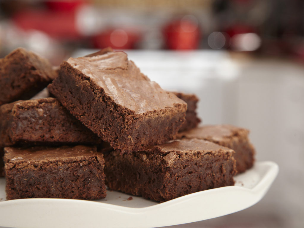 Insanely Good Chocolate Brownies Dr Weils Healthy Kitchen Nutrition Makes 16