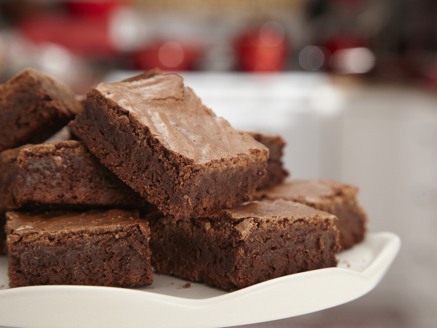Insanely Good Chocolate Brownies | Dr