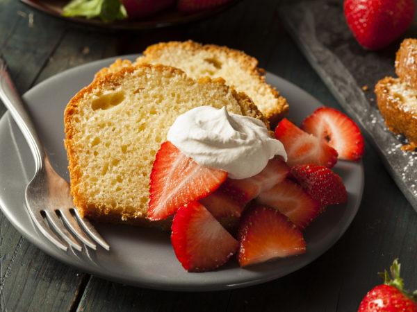 Lemon Olive Oil Cake   Recipes   Dr. Weil's Healthy Kitchen