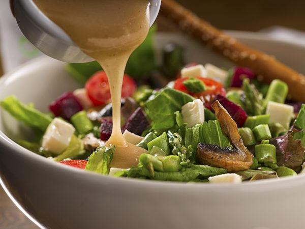 Lemony Balsamic Vinaigrette | Recipes | Dr. Weil's Healthy Kitchen