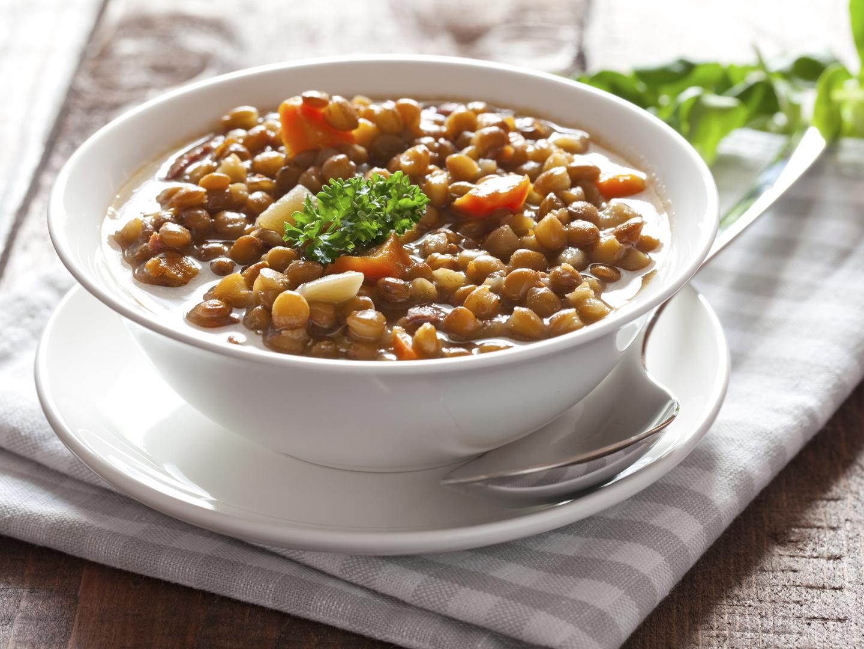 Lentil Soup - Dr. Weil's Healthy Kitchen