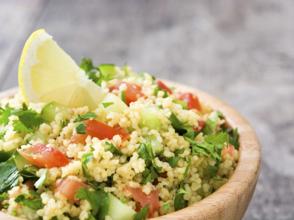 Mediterranean Couscous | Recipes | Dr. Weil's Healthy Kitchen