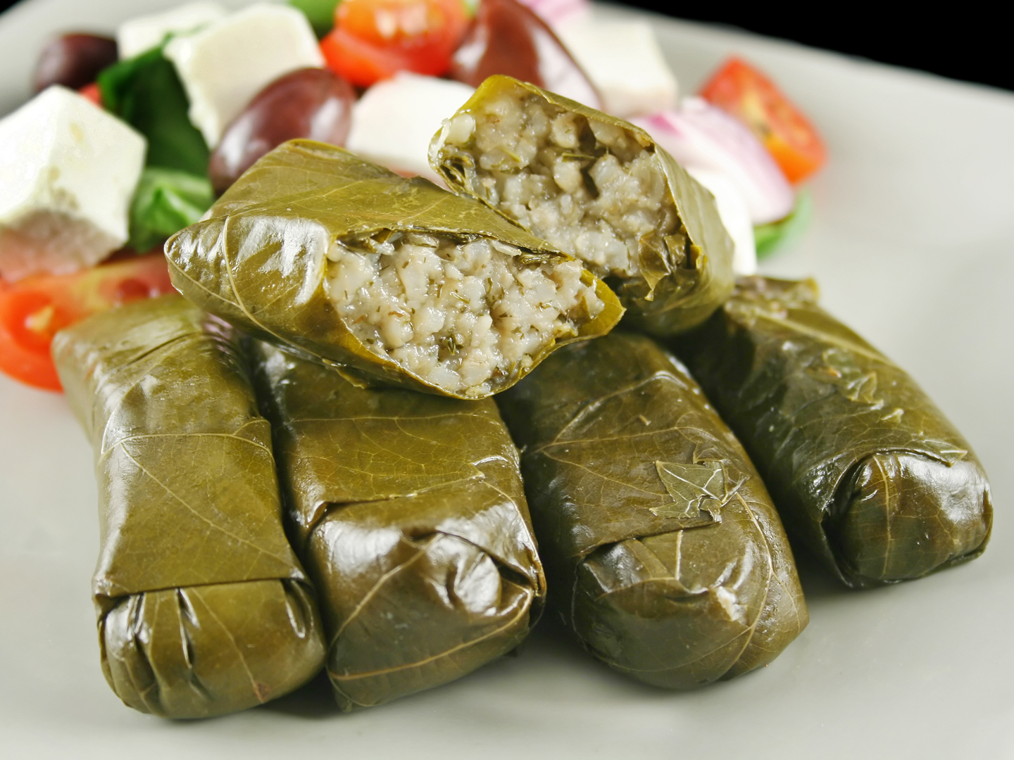 Mediterranean Stuffed Grape Leaves Dr Weil S Healthy Kitchen