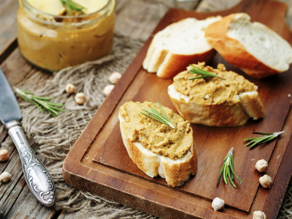 Miso Pate   Recipes   Dr. Weil's Healthy Kitchen