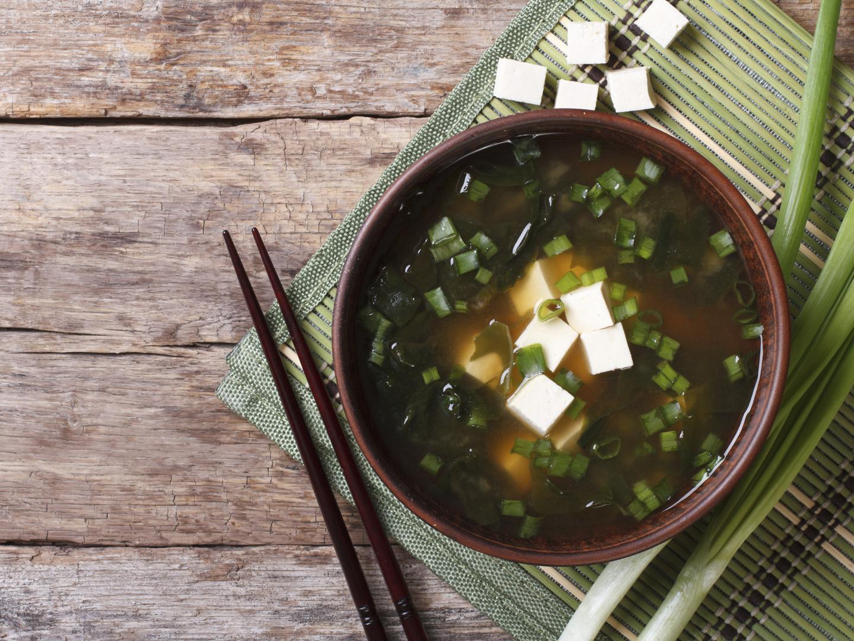 Miso Soup - Dr. Weil