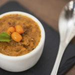 Orange & Sea Buckthorn Sorbet | Recipes | Dr. Weil's Healthy Kitchen