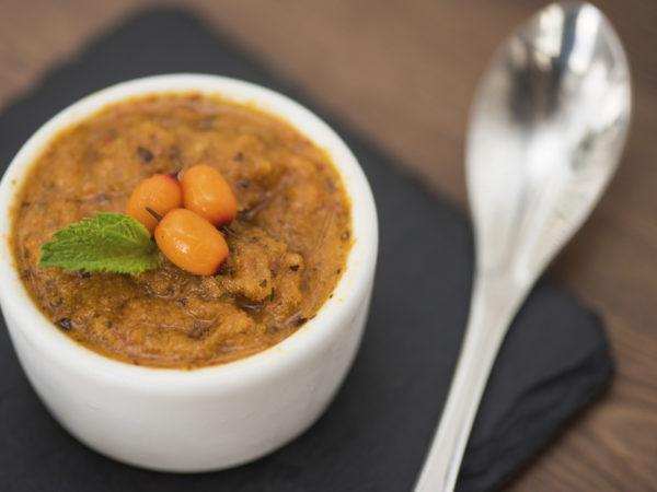Orange & Sea Buckthorn Sorbet   Recipes   Dr. Weil's Healthy Kitchen