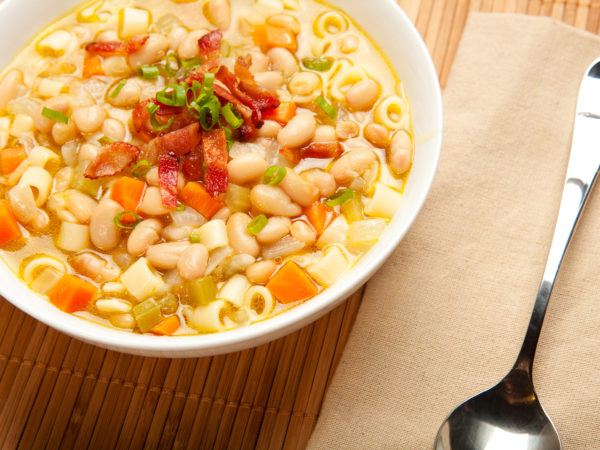 Pasta e Fagioli | Recipes | Dr. Weil's Healthy Kitchen