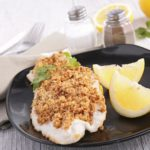 Potato-Rosemary Crusted Fish Fillets | Recipes | Dr. Weil's Healthy Kitchen