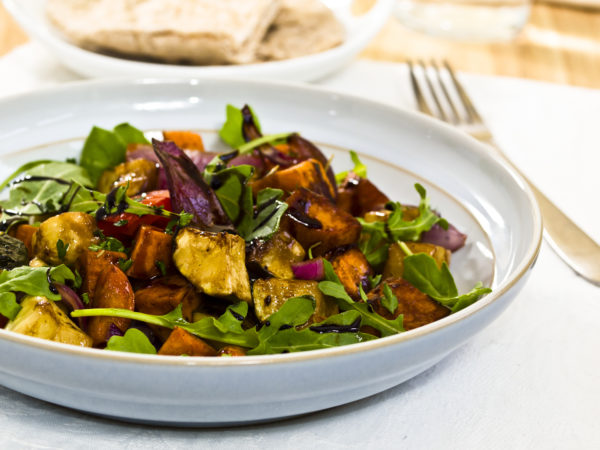Roasted Root Vegetables | Recipes | Dr. Weil's Healthy Kitchen