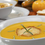Roasted Winter Squash &amp&#x3B; Apple Soup | Recipes | Andrew Weil, M.D.