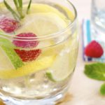 Rosemary-Raspberry Lemonade | Recipes | Dr. Weil's Healthy Kitchen