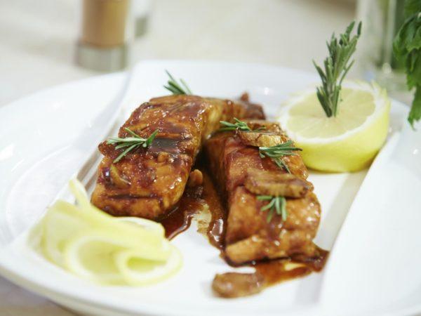 Salmon Teriyaki | Recipes | Dr. Weil's Healthy Kitchen