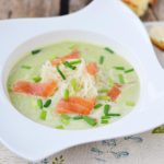 Salmon, Watercress & Sencha Soup | Recipe | Dr. Weil's Healthy Kitchen