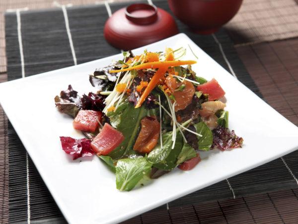 Sashimi Tuna Salad | Recipes | Dr. Weil's Healthy Kitchen