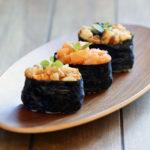 Smoked Salmon Nori Rolls | Recipes | Dr. Weil&#039&#x3B;s Healthy Kitchen