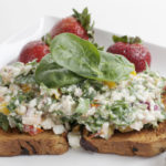 Spinach Toasts | Recipes | Dr. Weil's Healthy Kitchen