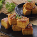 Tofu With Cilantro Sauce | Recipes | Dr. Weil's Healthy Kitchen