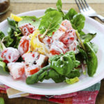 Turkish Spinach Salad | Recipes | Dr. Weil&#039&#x3B;s Healthy Kitchen