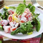 Turkish Spinach Salad | Recipes | Dr. Weil's Healthy Kitchen
