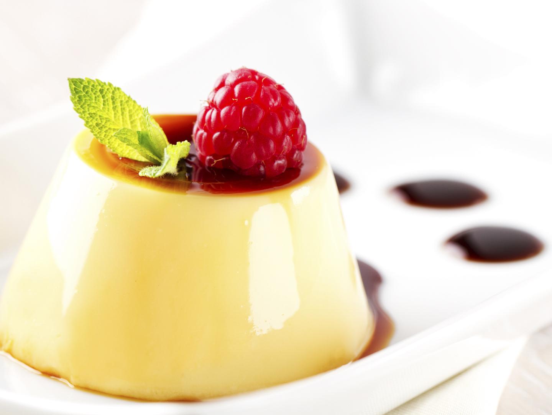 Vegan Coconut Flan | Recipes | Dr. Weil's Healthy Kitchen