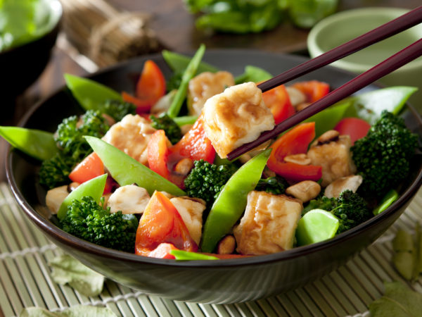 Vegetable & Tofu Stir Fry | Recipes | Dr. Weil's Healthy Kitchen
