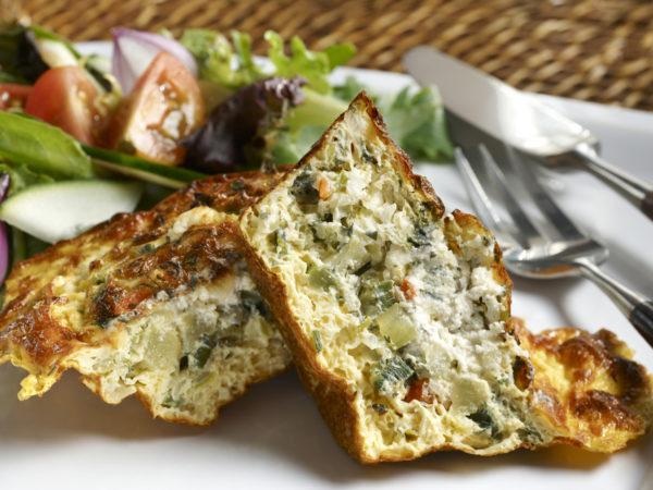 Vegetable Quiche | Recipes | Dr. Weil's Healthy Kitchen
