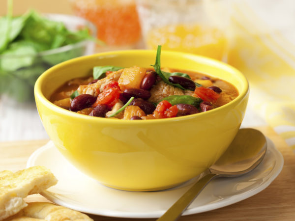 Vegetarian Chili | Recipes | Dr. Weil's Healthy Kitchen