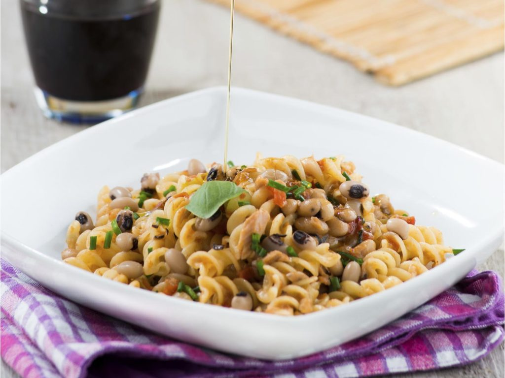Is fusilli pasta healthy