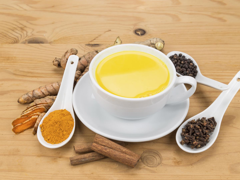 Golden Milk | Anti-Inflammatory Golden Milk Recipe | Andrew