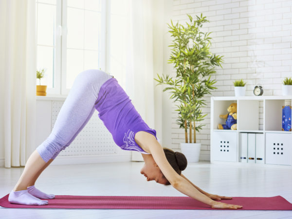 Downward Dog   Yoga Poses   Andrew Weil, M.D.