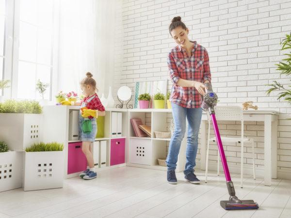 household dust danger
